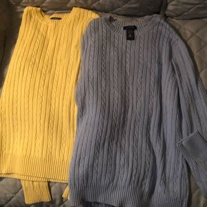 Izod lady sweaters